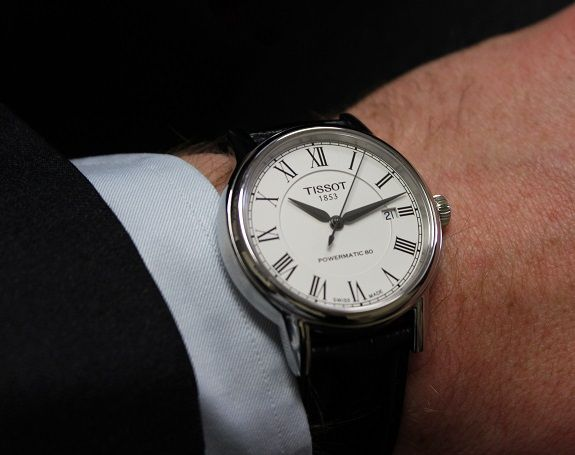 images Tissot Carson Automatic Watch