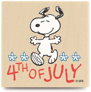 snoopy fourth of july clip art