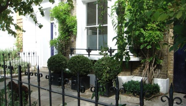 Victorian front garden google search for the home - Front garden ideas victorian house ...