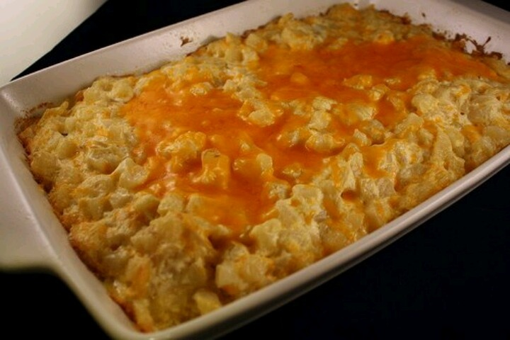 Cracker barrels hashbrown casserole | food | Pinterest