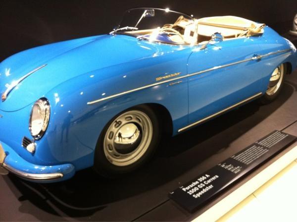 Blue Porsche 356 Speedster Wheels And Hulls Pinterest