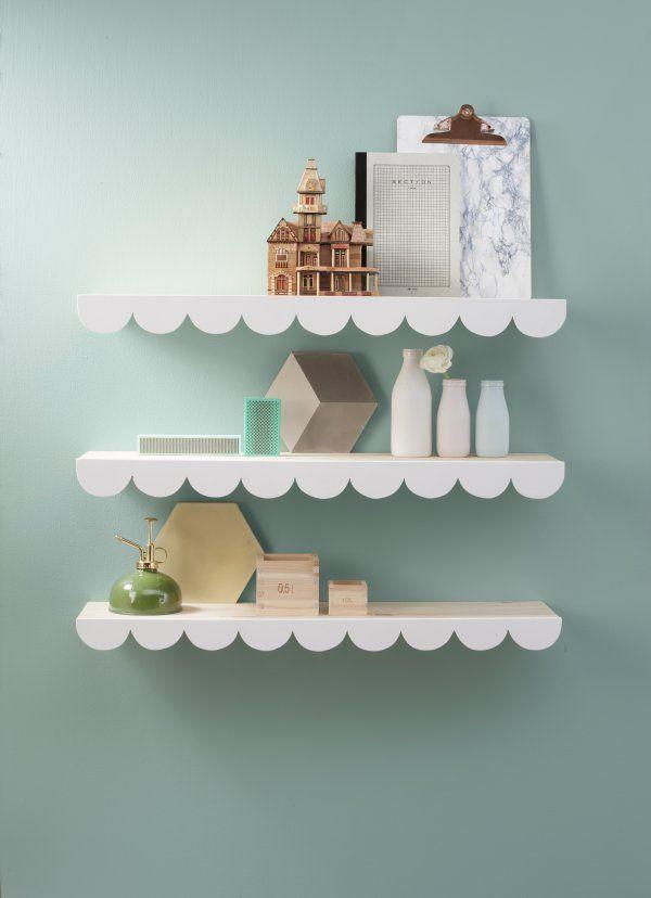 Diy-cloud wall storage, Deko magazine, styling Jenni Juurinen, photo Mirva Kakko