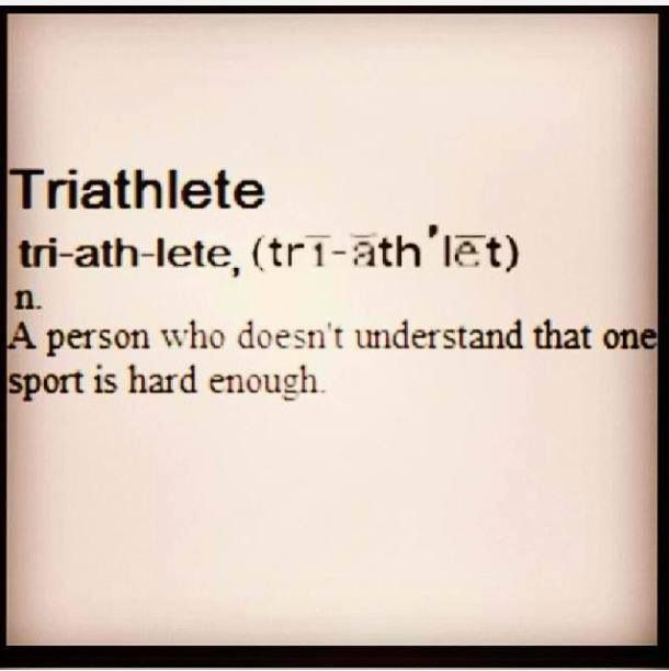 Triathlon quotes
