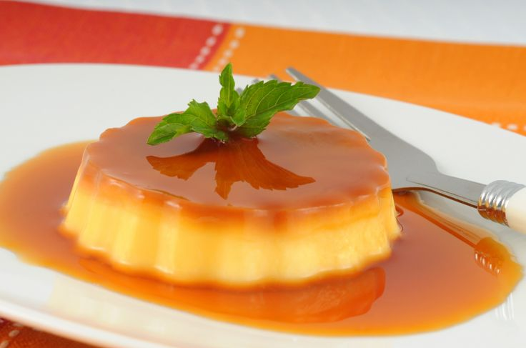 Caramel Custard | Recipes | Pinterest