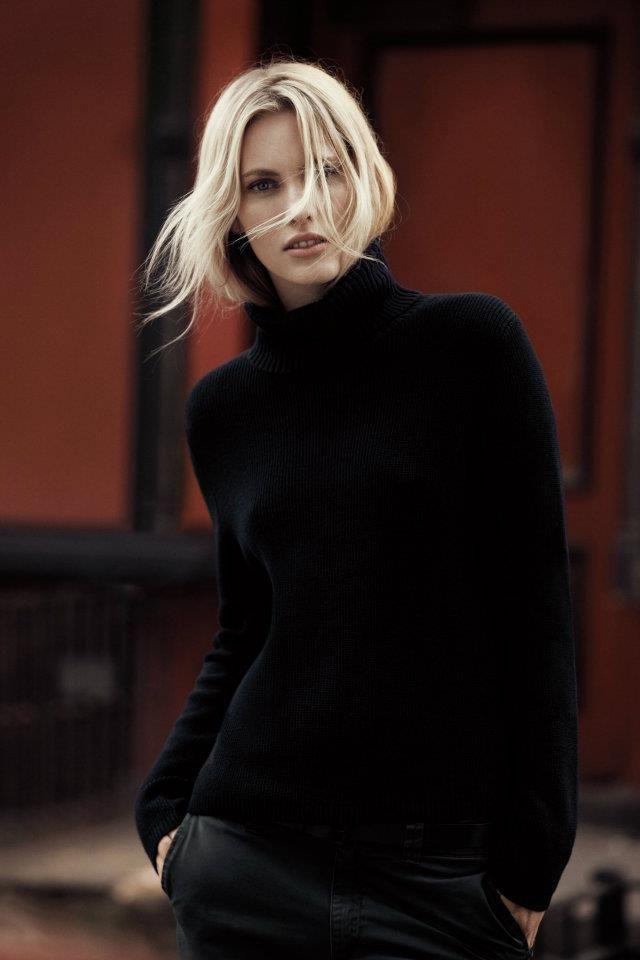 Emily Baker by Lachlan Bailey   Filippa K F/W 2012/13