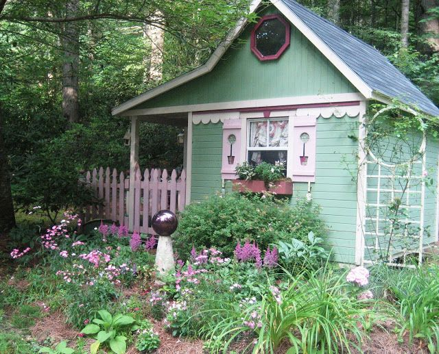 Pin by Roxy Martin on Tiny Houses and Sheds Pinterest