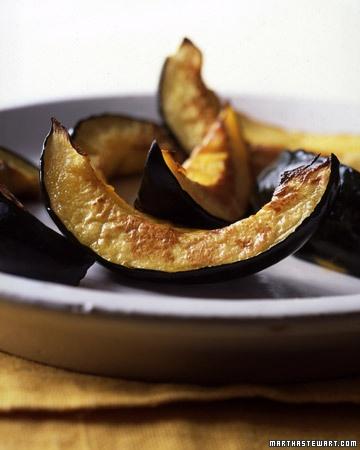 Roasted Acorn Squash - Martha Stewart Recipes