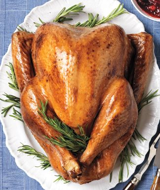 Herb-Roasted Turkey Recipe – Thanksgiving Recipes - Woman's Day
