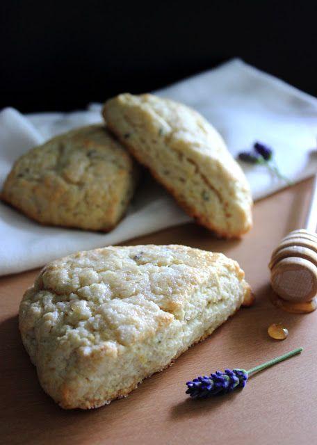 lavender lemon scones | Sweet | Pinterest