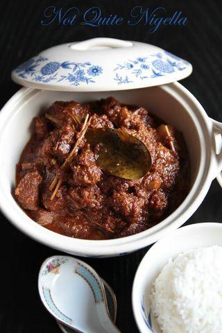 beef rendang recipe | Chopsticks, cooking just like mum | Pinterest