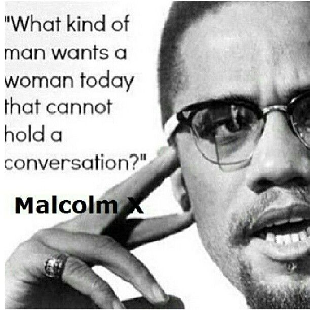 MalcolmxQuotes On Women. QuotesGram