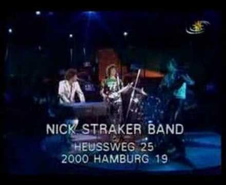 Nick Straker Band A Little Bit Of Jazz