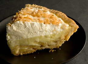 Banoconut Cream Pie | Recipe
