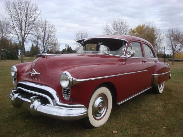 Pin by dave neifer on oldsmobile 1950 1954 pinterest for 1950 oldsmobile 4 door