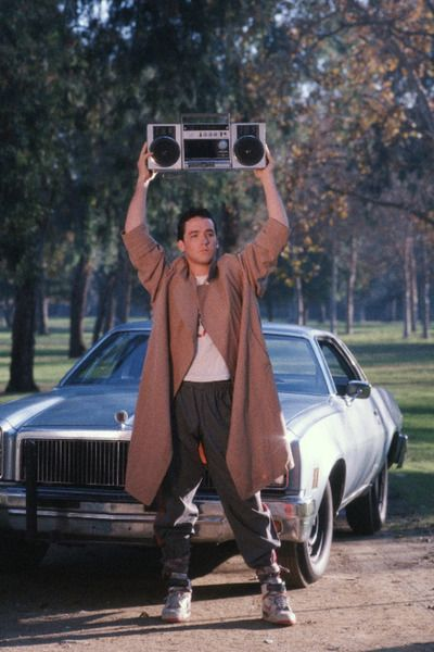 JohnCusack #80's #SayAnything