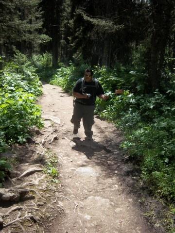 Dancing Hike