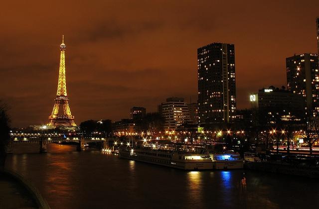 El Sena....Paris....., via Flickr. | Mis Fotos | Pinterest