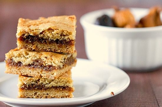 Fig Newtons all grown up. | RECIPES | Pinterest
