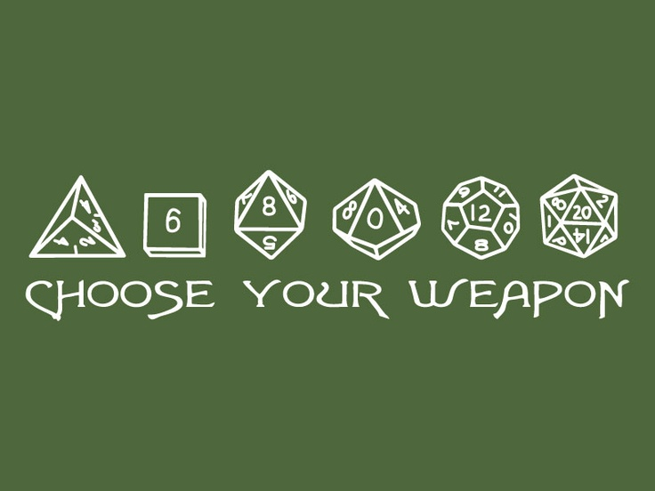 Image Result For Choose Your Weapon