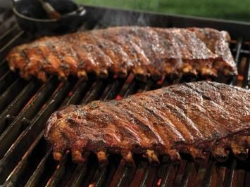 Sweet, Spicy & Smoky Spareribs | BBQ Ribs | Pinterest