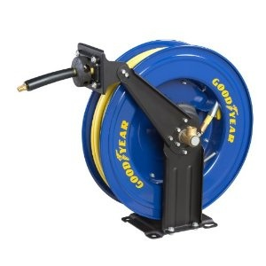 Friday GOODYEAR 46731 3/8-Inch by 50-Feet Retractable Air Hose Reel