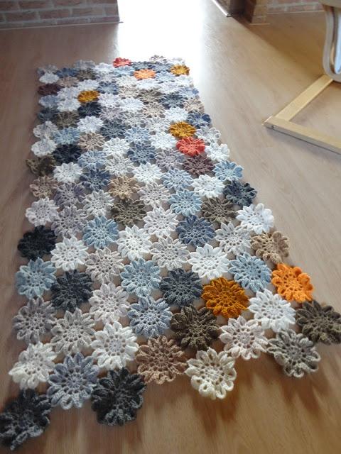 Crochet Flower Blanket : Crochet flower blanket Crochet Pinterest