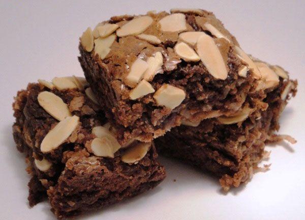 Almond Joy Brownies | Brownie time! | Pinterest