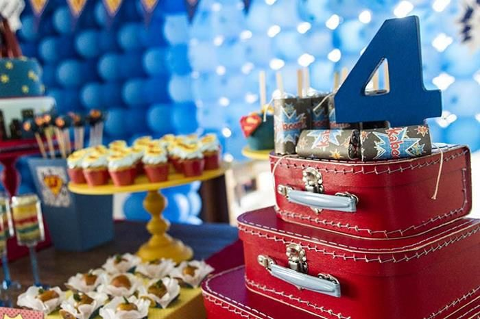 Decorating Ideas > Superman Birthday Party Planning Ideas Supplies Idea Clark  ~ 201910_Birthday Party Ideas Kent