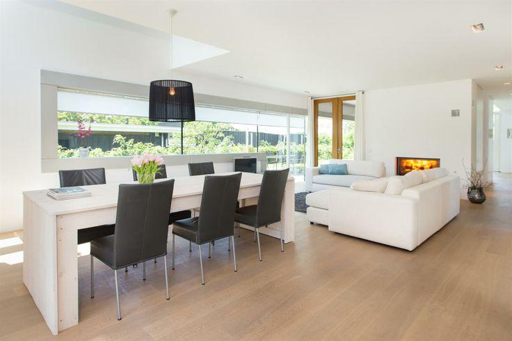 Moderne Keuken In Oud Huis : Woonkamer moderne landelijke woning My ...