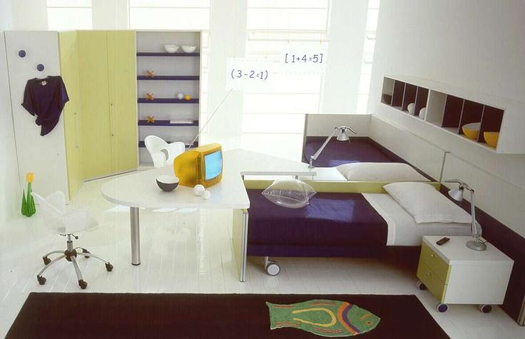 Dormitorio Infantil  MUEBLES INFANTILES  Pinterest