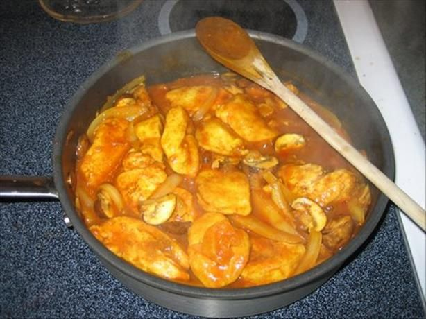 Chicken Curry In A Hurry Recipe - Food.com - 29301