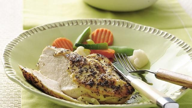 Serve chicken for two with a twist--cooked on the stovetop and ...
