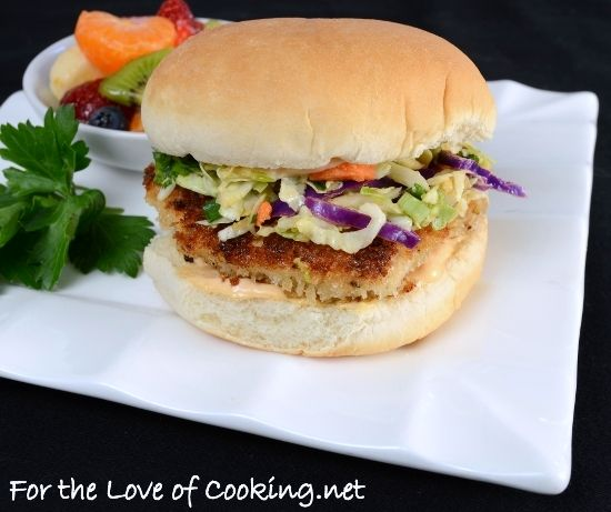 Asian Chicken Sandwich & a Giveaway | Food & Recipes | Pinterest