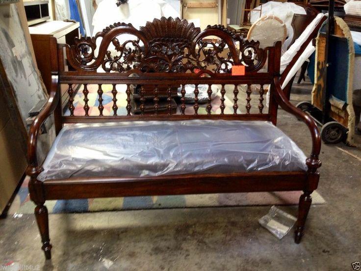 Thomasville Furniture Ernest Hemingway Tsavo Bench 44821 900