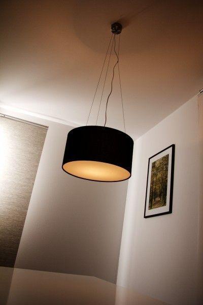 lampadario stoffa : Schwarze Hangelampe Lampe & Kunst Pinterest