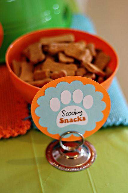 Photo 1 of 9: Scooby Doo / Birthday Scooby Snacks @Jamie Wise and Rod