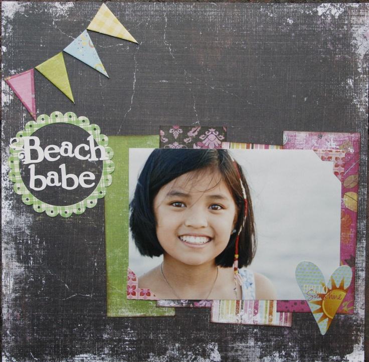 Beach Babe by Melissa