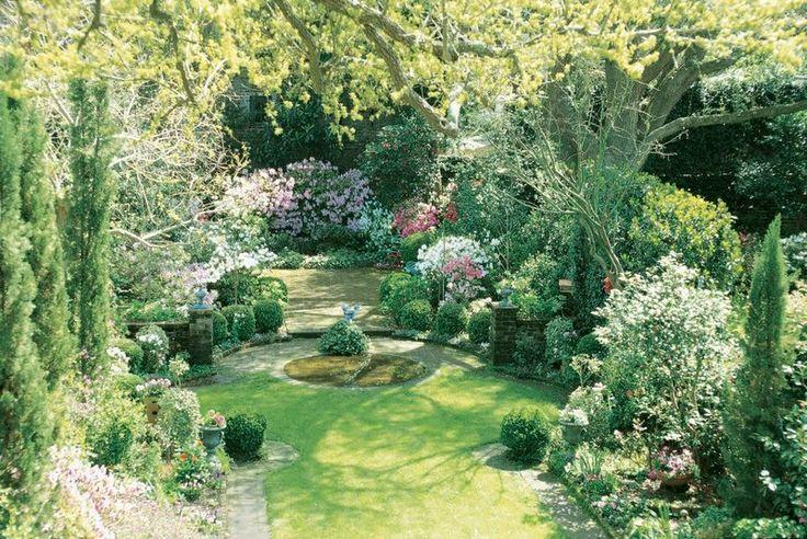 Evergreen Gardens Pinterest