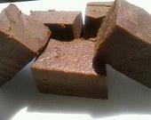 Chocolate & Peanut Butter Fudge