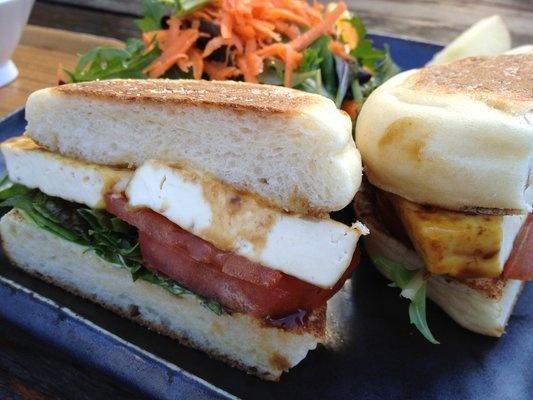 Crave-worthy: a TLT sandwich @ Samovar Tea Lounge