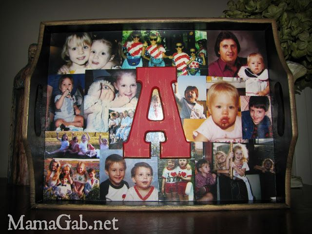 Meaningful gift idea for grandparents diy homemade gifts for Meaningful gifts for dad from daughter