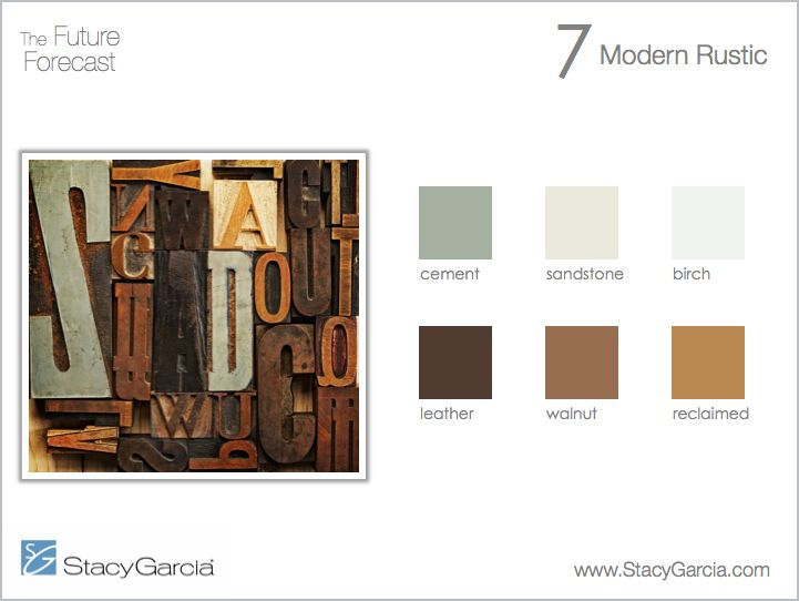 modern rustic palette for the home pinterest