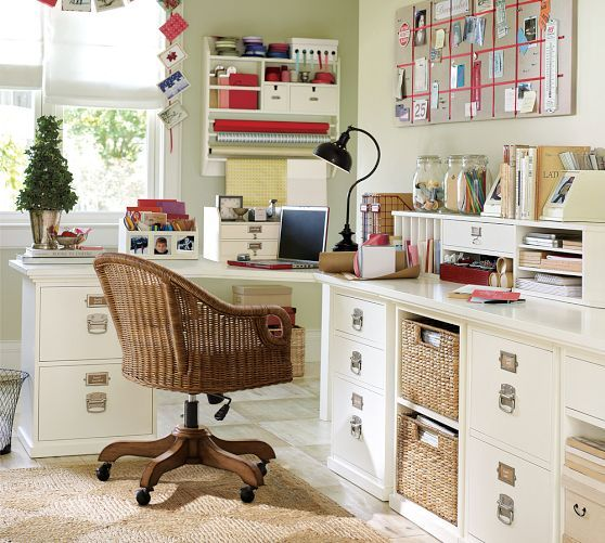 Build Your Own Bedford Home Office Modular Components