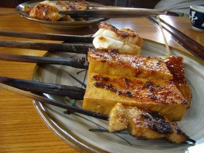Broiled Tofu With Miso (Tofu Dengaku) Recipes — Dishmaps