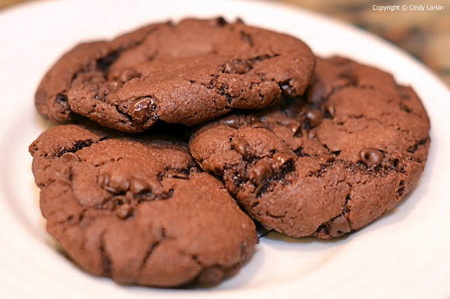 Chocolate Chocolate Chip Cookies | My Food Photography & Recipes | Pi ...