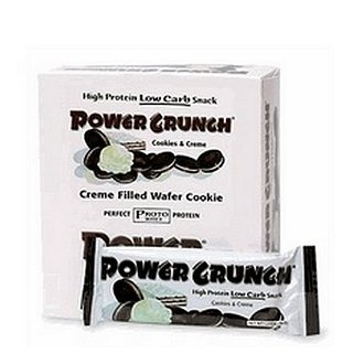 Energy Crunch: The Next Development of the Nutrition Bar. The only Protein Wafer Cookie open to. http://item.getenjoyment.net/redirect.php?id=B000PC4FW2