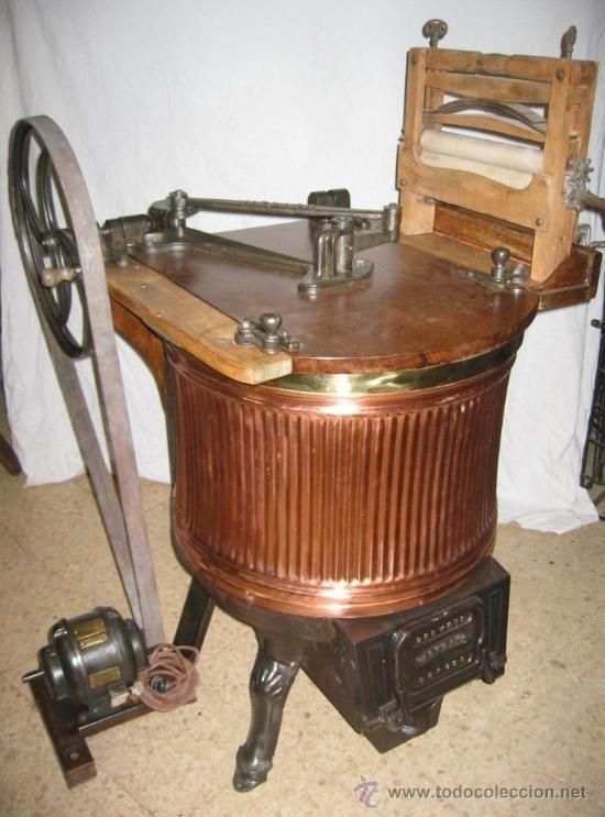 De cobre s xix los electrodom sticos vintage pinterest - Electrodomesticos retro ...