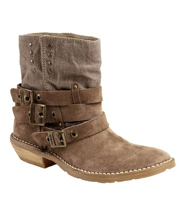 Take a look at this Light Brown TreStreet Boot - Women by Kickers on