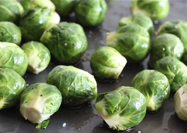 brussel-sprouts with balsamic