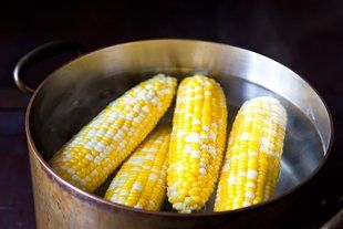 The Only Way You Should Cook Corn on the Cob